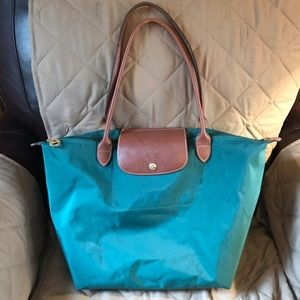 Authentic Longchamp tote bag